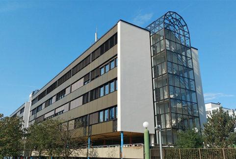 Geschäftshaus Letzipark